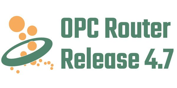 OPC Router Release 4.7
