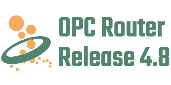 OPC Router Release 4.8