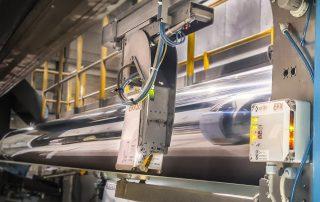Der ERX50 von X-Rite garantiert durch Farbregelung beste Qualität in der Papierherstellung