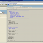 SAP SE80 RFC Funktionsbaustein