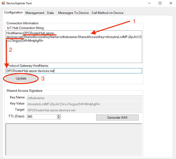 Sending Data to the Azure IoT Hub via MQTT - Tutorial