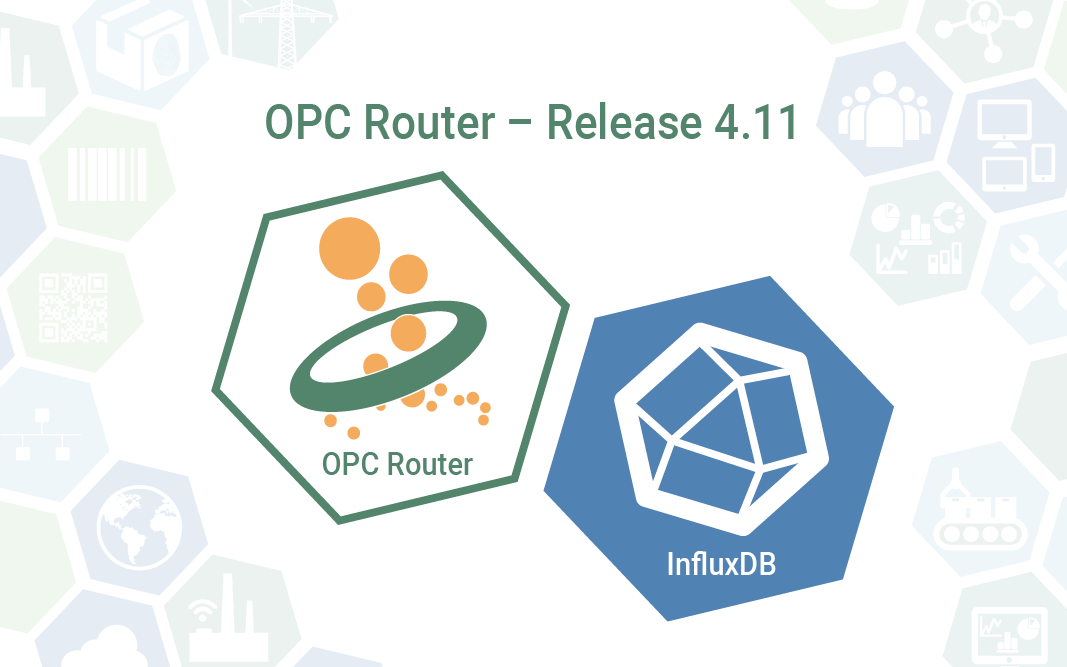 OPC Router – Release 4.11 mit InfluxDB Plug-in