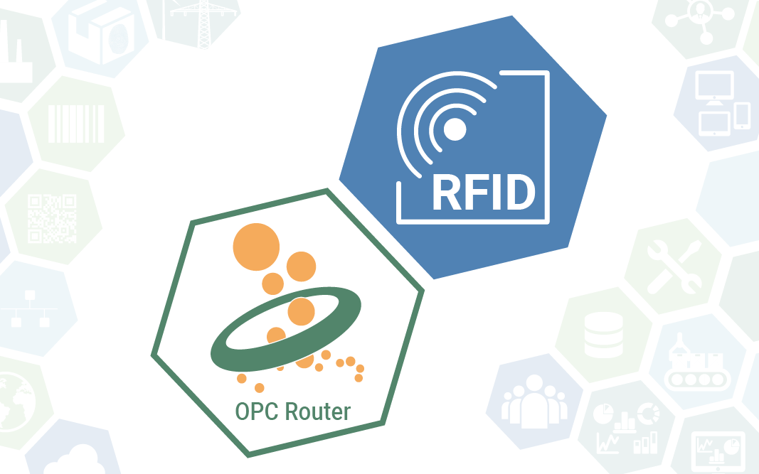 OPC UA RFID AutoID Companion Specification und OPC Router