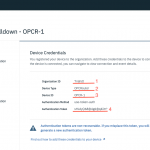 IBM IoT Watson Device Information