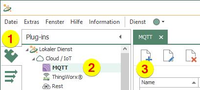 OPC Router – Erstellung MQTT-Plug-in