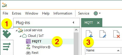 OPC Router – Creating MQTT Plug-in
