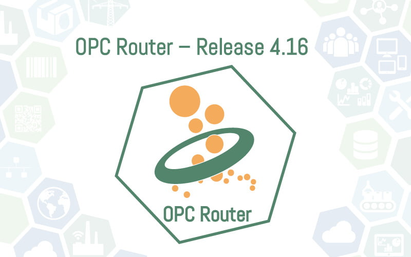 OPC Router Release 4.16
