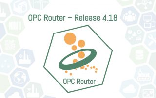 OPC Router Release 4.18