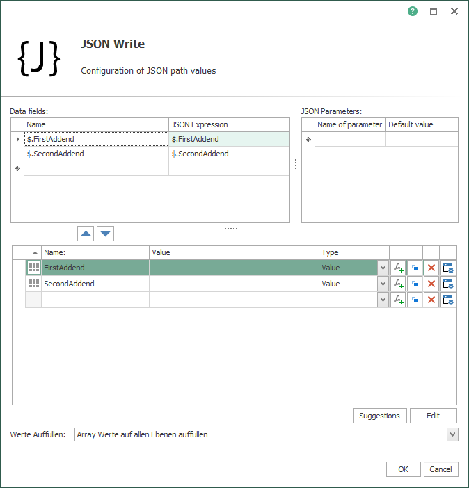 OPC Router JSON-Overview
